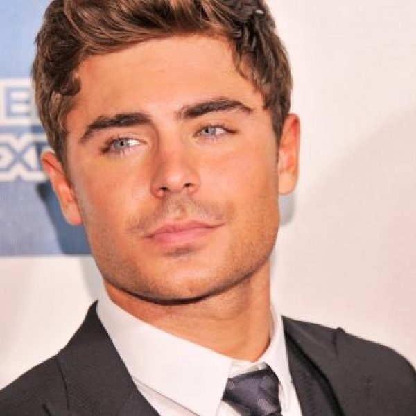 Zac Efron Is Now Platinum Blonde Cocktailsandcocktalk
